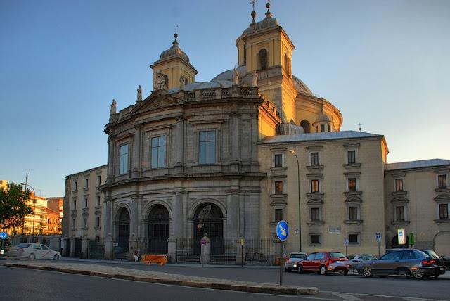 Real Basílica de San Francisco em Madri