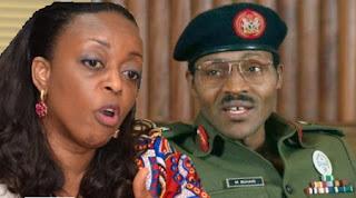 Diezani Maduaeke and Buhari