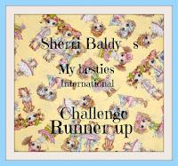 Runner Up's of July Challenge