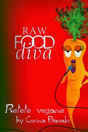 Carte de retete raw vegan