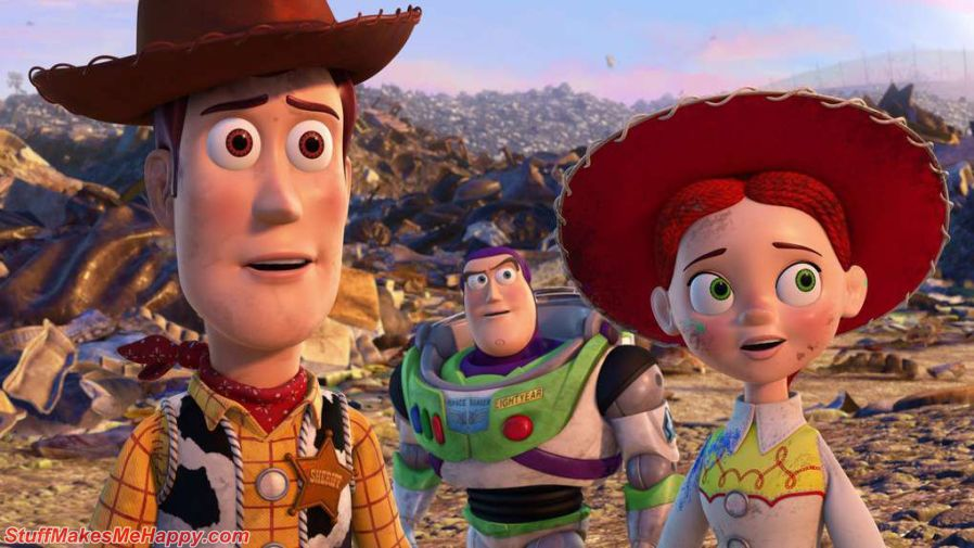 10. Toy Story- The Great Escape (2010)