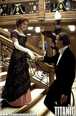 Film Studies A2: Titanic - dinner table scene
