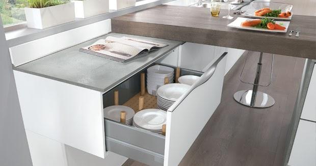 clevere ideen f r k chenschr nke die gut organisierte. Black Bedroom Furniture Sets. Home Design Ideas