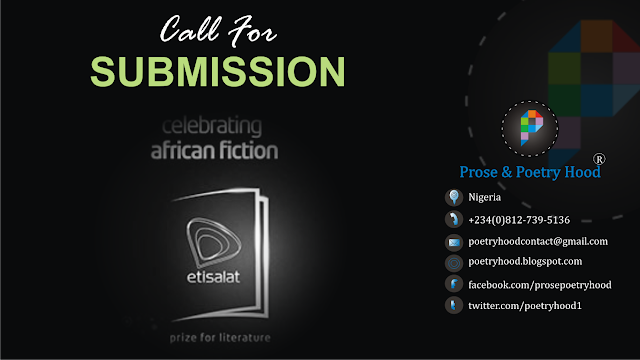 call for submission - etisala celebrating african literature by Prose & Poetry Hood
