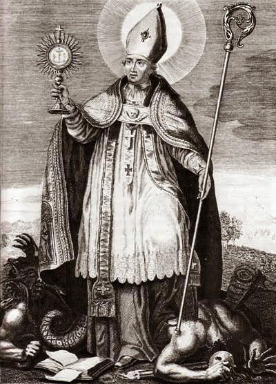 HISTOIRE ABRÉGÉE DE L'ÉGLISE - PAR M. LHOMOND – France - 1818 - DEUXIEME PARTIE ( Images et Cartes) San%2BNorberto