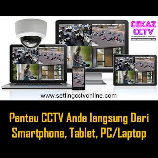 JASA SETTING CCTV ONLINE TANGERANG