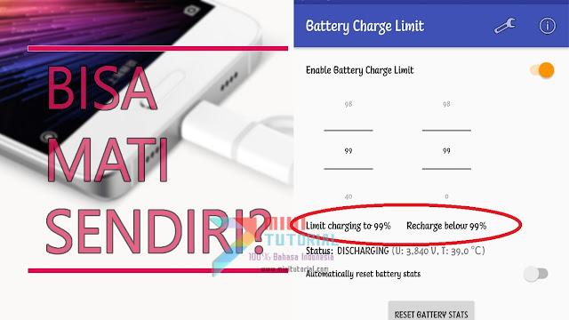 Bagaimana Cara Menambahkan Fitur Auto Cut Pada Charger Smartphone Xiaomi Ketika Proses Pengisian Baterai Penuh?