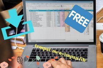 4 tempat untuk menyimpan dan berbagi file gratis