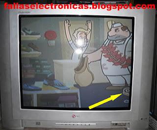 imagen muy ancha a los lados tv lg