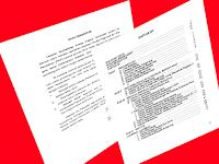 File Sekolah Program Kerja Wali Kelas SMP Terbaru