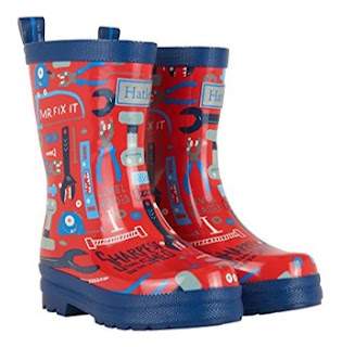 Mr Fix It Rubber Boots