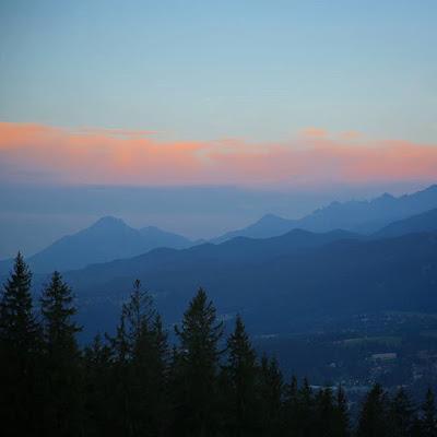 Vistas de Zakopane desde Gubalowka