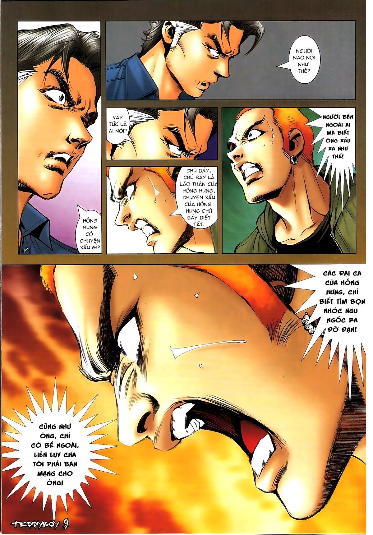 Người Trong Giang Hồ - Chapter 1359: Mắt thấy làm bằng - Pic 7