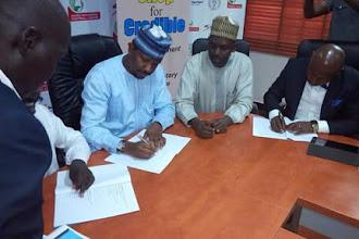 LMC partners Radio Nigeria