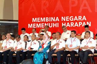 193 juta mengundi di Indonesia hari ini, tentukan nasib Jokowi