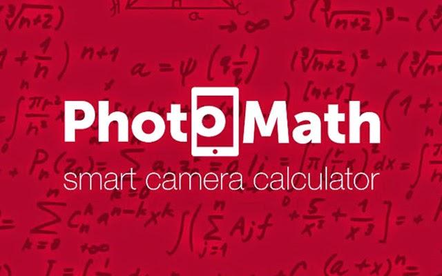 Tecnopensamiento: PhotoMath, la app que esperabas