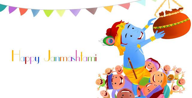 Happy Janmashtami Dahi Handi