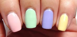 Pastel Base Colors