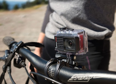 Action Camera With Cycle - Tech Lover India