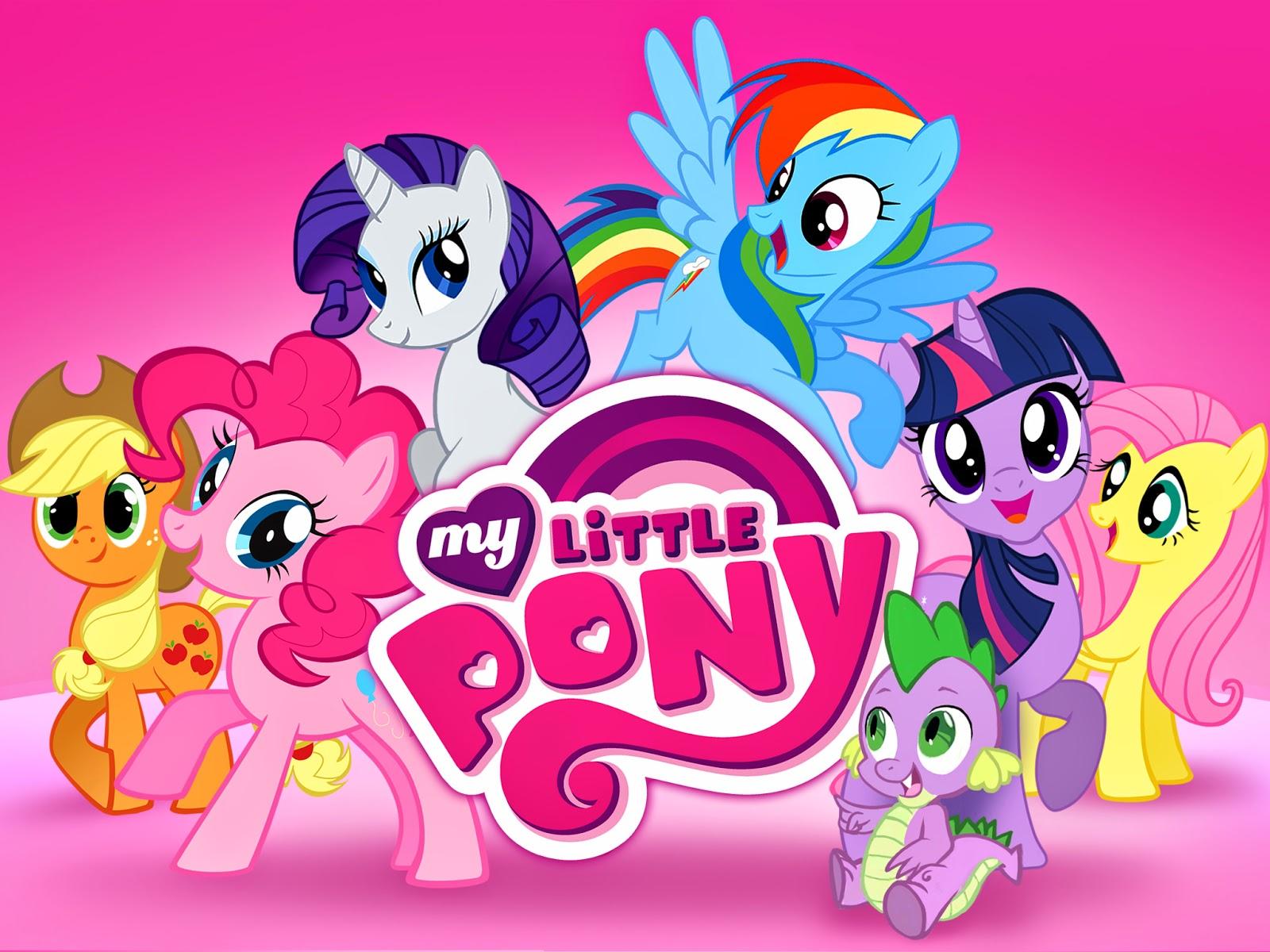 Pony Bé Nhỏ Đáng Yêu - VietSub (2013)