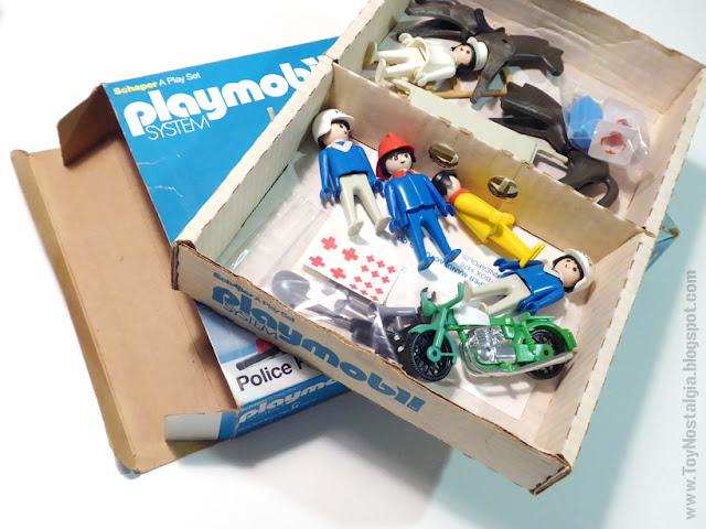 Playmobil Schaper Police Rescue Deluxe Set