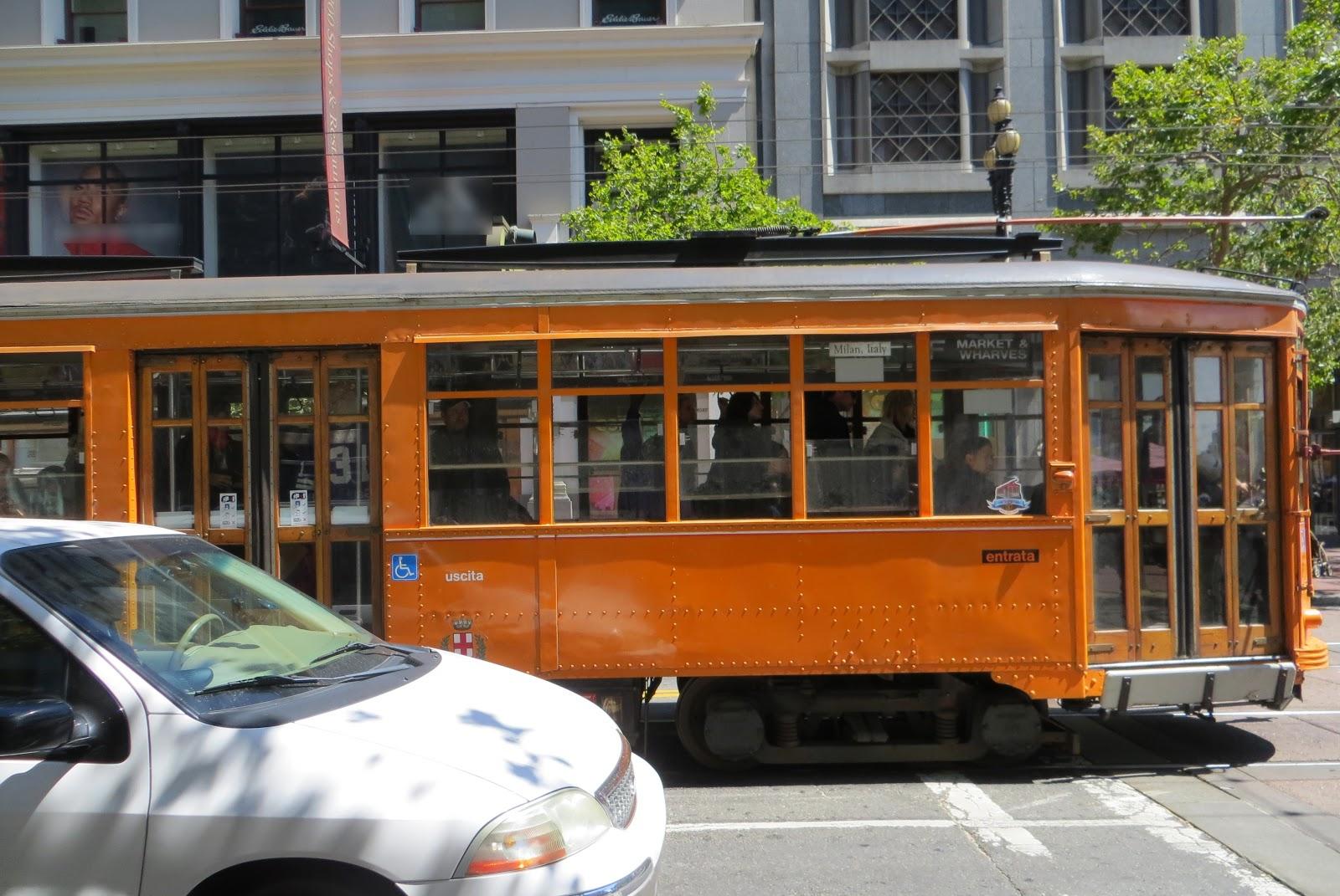 Come Muoversi A San Francisco Bart E Muni Stati Uniti Il
