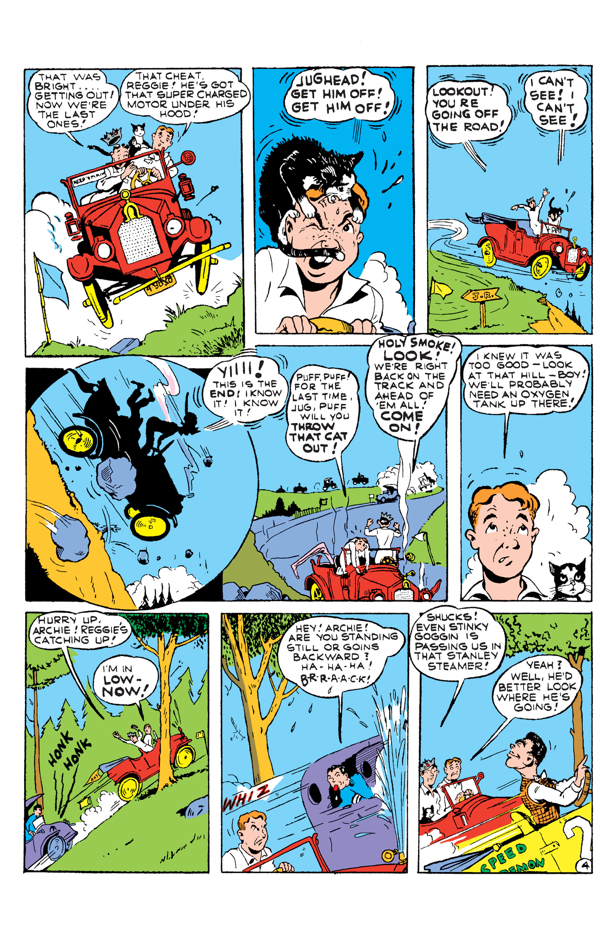 Read online Archie (2015) comic -  Issue #2 - 28