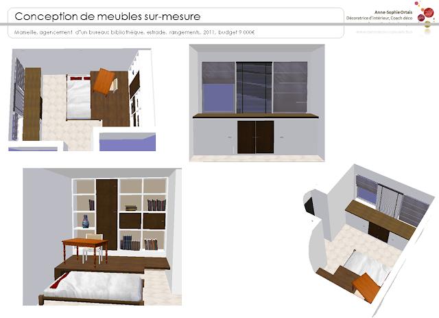 Agence ASO Concept, Anne-Sophie Ortais: Agencement sur ...