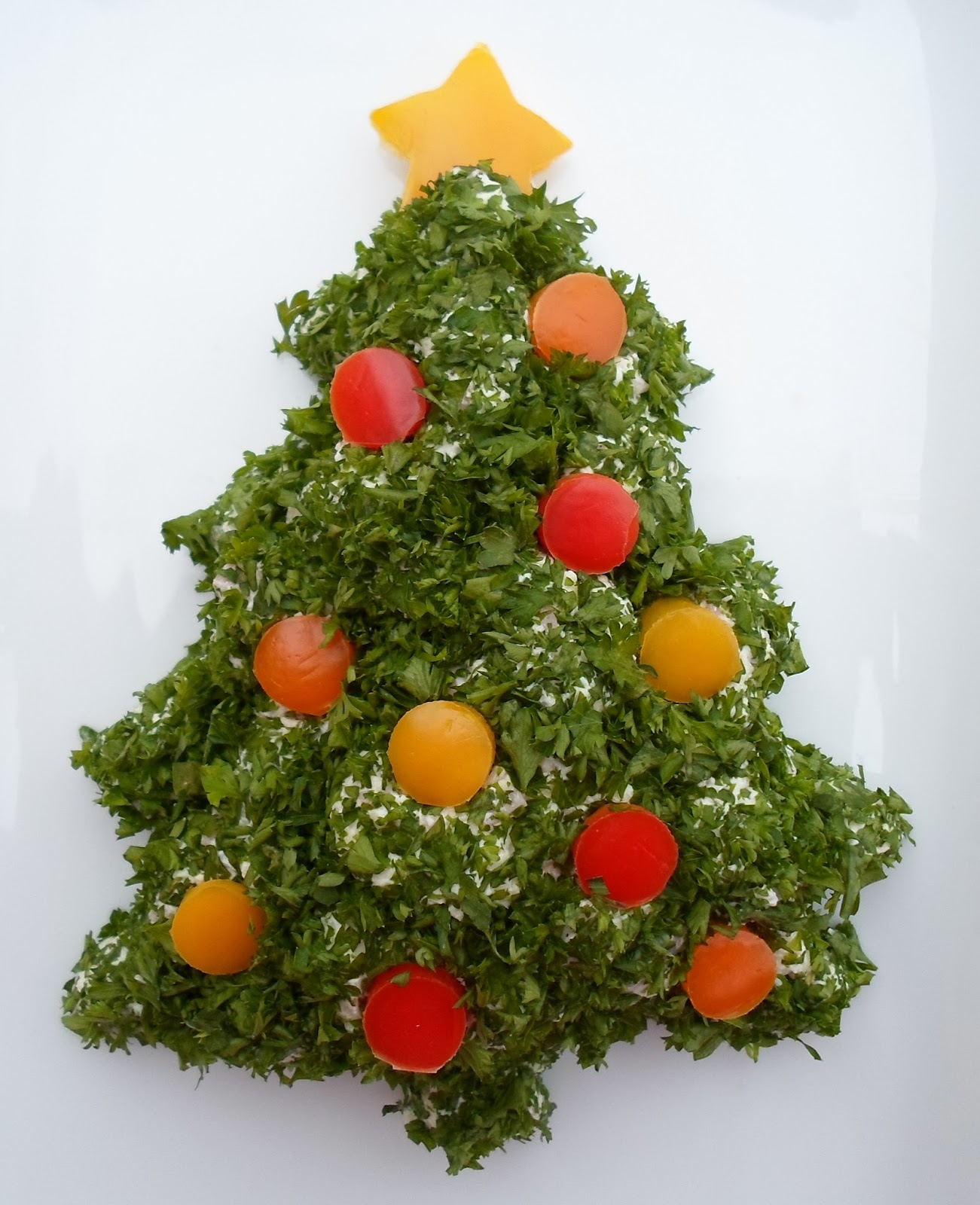 Happier Than A Pig In Mud: How to Make a Christmas Tree ...