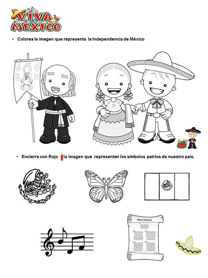 Miguel Hidalgo Colorear Grito De Dolores México Colorear