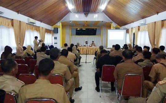 Pemkab. Kep. Selayar, Persiapkan Deklarasi Desa ODF