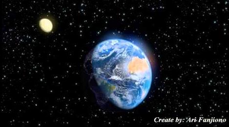 Inilah yang Akan terjadi Jika Bumi Tanpa Bulan