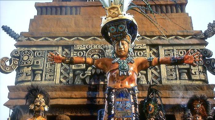 28mm Meso America : MAYANS  |Maya Sacrifice Stamp