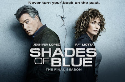 Shades Of Blue Season 3 Poster 1