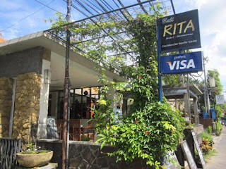 Accommodation or hotels near Sanur Beach, Bali: Rita Hotel Bali