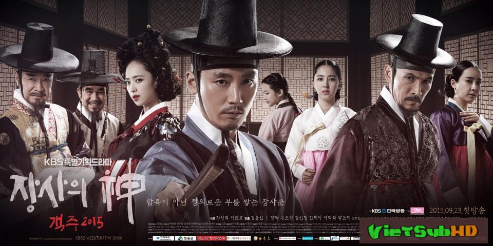 Phim Bậc Thầy Thương Gia Hoàn Tất (33/33) VietSub HD | The Merchant: Gaekju 2015