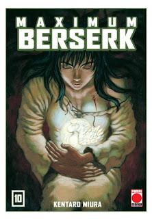Maximum Berserk #10
