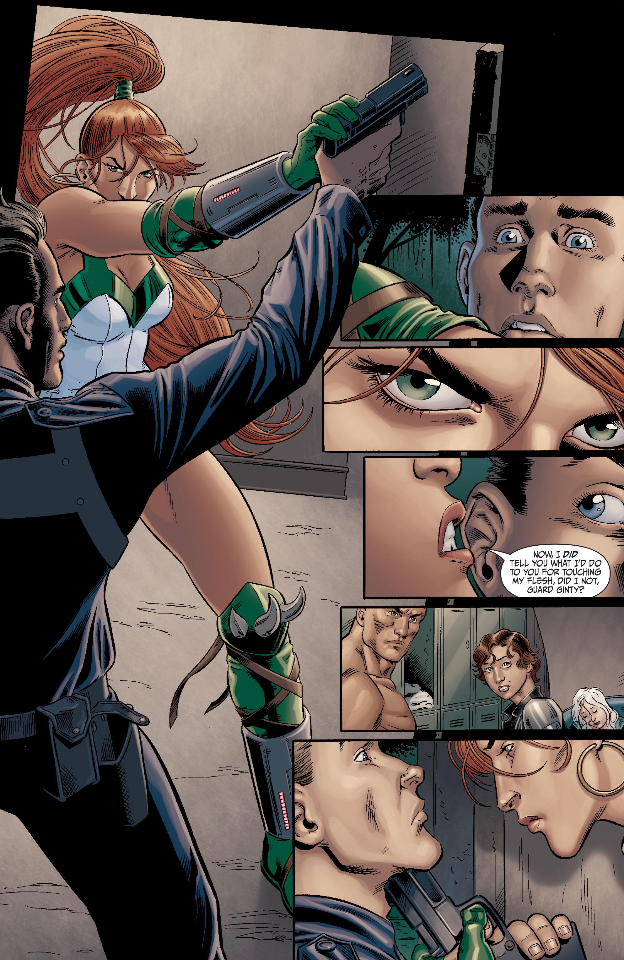 Read online Secret Six (2008) comic -  Issue #12 - 19