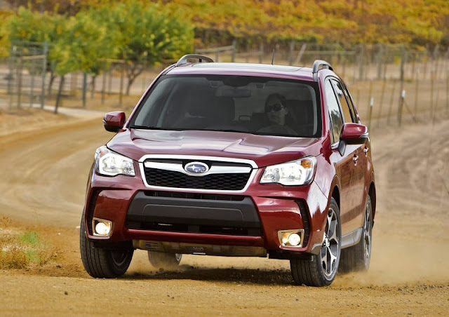 2014 Subaru Forester US Version Front