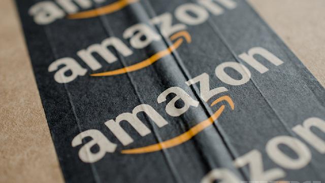 Compras online pela Amazon em Nova York