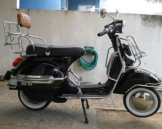 modifikasi vespa drag
