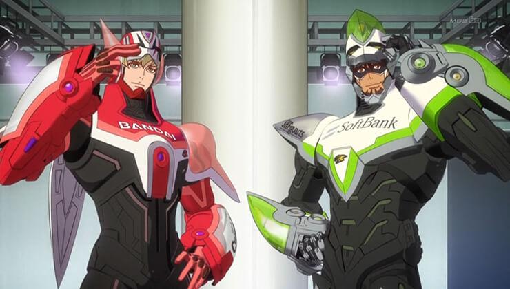 anime mecha terbaik 2017