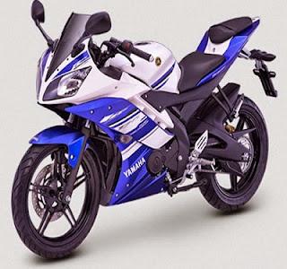 Motor Yamaha R15 terbaru