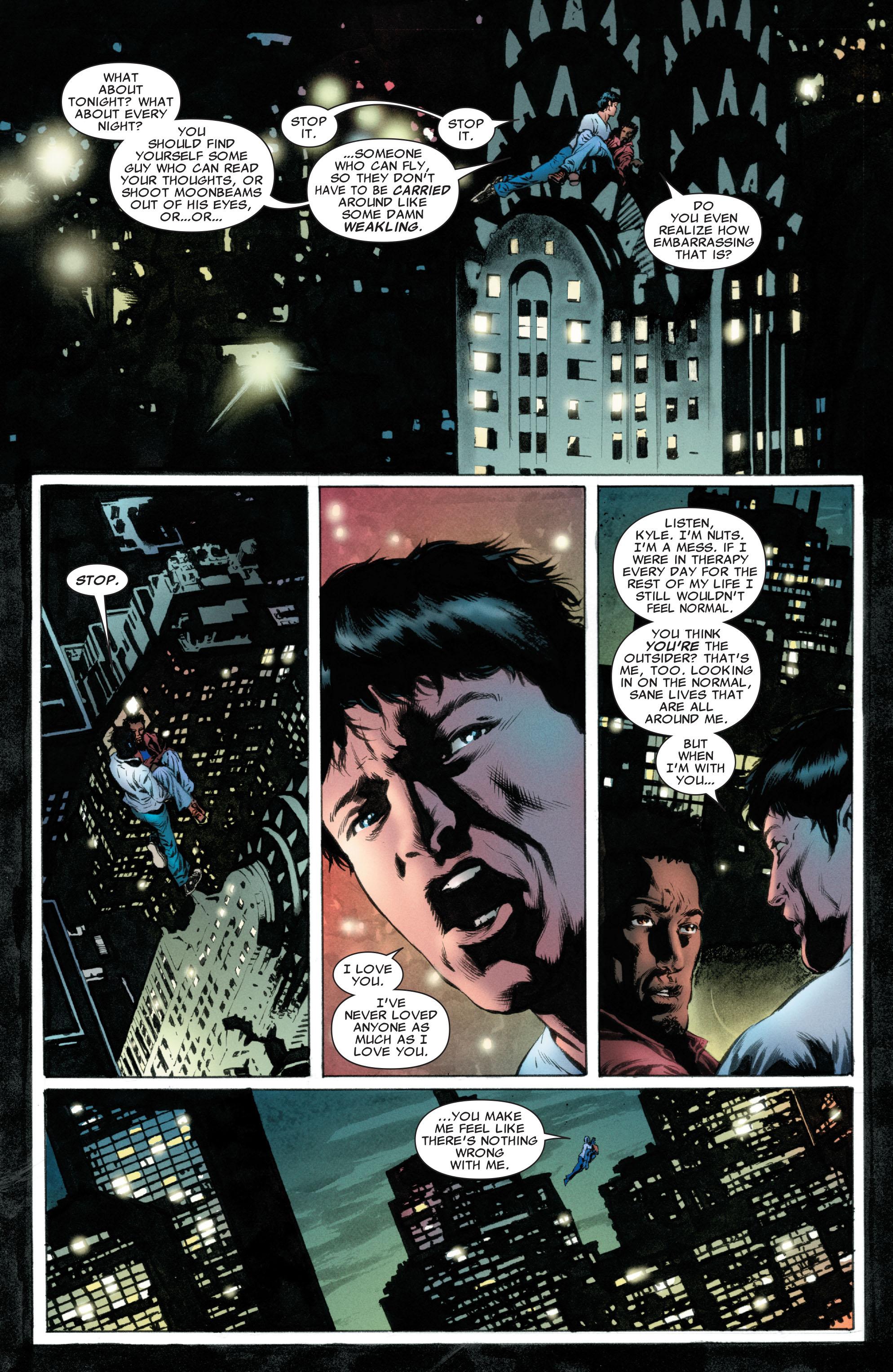 Read online Astonishing X-Men (2004) comic -  Issue #49 - 20