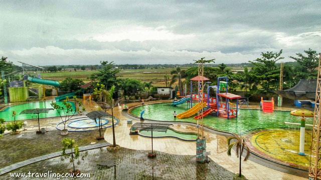 Dupan Water Park Pekalongan