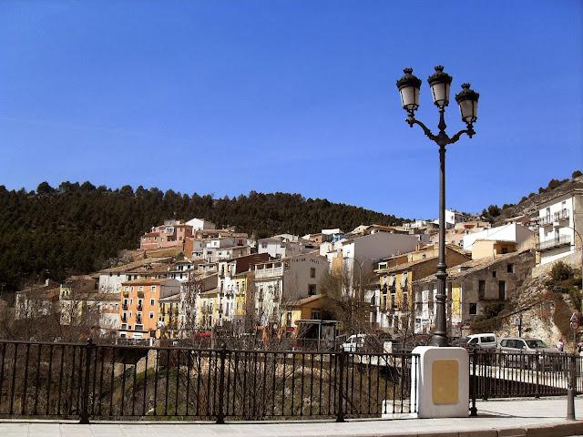 Barrio Virgen de la Luz en Cuenca