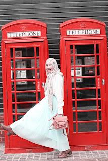 Gaya Hijab Santai Masa Kini