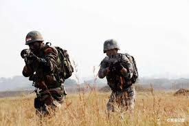 Vijay Prahar military exercise conducted in Rajasthan