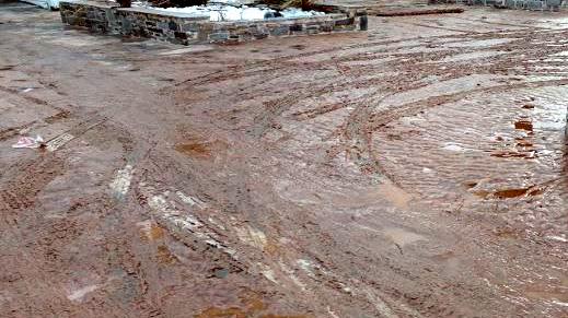 Θεσπρωτία: Καθαρίστηκαν οι δρόμοι από τη λάσπη στην Ηγουμενίτσα, που έφερε η κακοκαιρία...