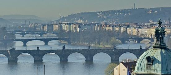 Charles Bridge, Praha